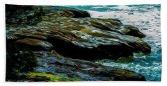 Shoreline  Beach Towel