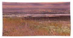 Shores Of Life Beach Sheet