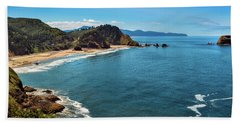 Short Beach, Oregon Beach Sheet