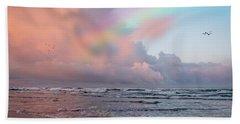 Show Me A Sign Beach Sheet