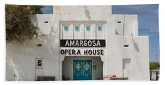 Show Tonight Amargosa Opera House Beach Towel