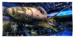 Shuttle Atlantis Beach Sheet