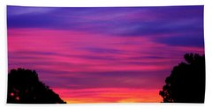 Siam Sunset Beach Towel