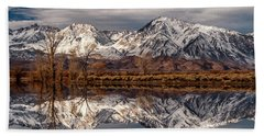 Sierra Reflections 2 Beach Towel