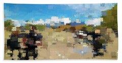 What Do You See? Beach Sheet