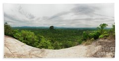 Sigiriya Panorama Beach Towel