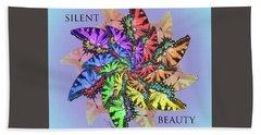 Silent Beauty Beach Sheet