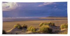 Siltcoos River Mouth Beach Towel