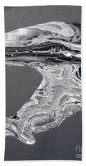 Silver Strike Lll Beach Towel