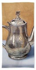 Silver Teapot Beach Sheet