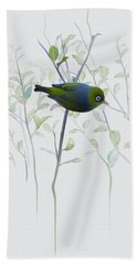 Silvereye Beach Sheet