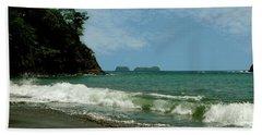 Simple Costa Rica Beach Beach Sheet
