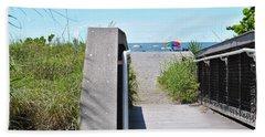 Simple Pleasures Beach Towel