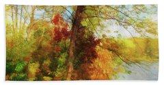 Simply Autumn Beach Sheet