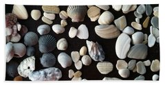 Simply Seashells Beach Sheet