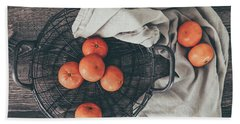 Beach Towel featuring the photograph Simply Sweet by Kim Hojnacki