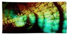 Singapore Night Urban City Light - Series - Your Singapore Beach Sheet