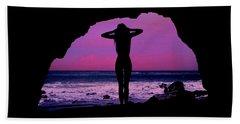 Siren Song Beach Towel