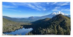 Siskiyou Beauty Beach Towel