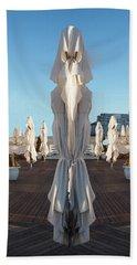 Sisters, Let Us Pray Beach Towel