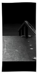 Beach Sheet featuring the photograph Skateboard Ramp II by Richard Rizzo