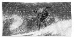 Sketch A Wave Beach Sheet