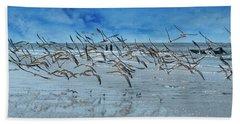 Skimmers Beach Towel