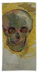 Skull-1 Beach Towel