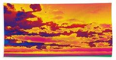 Sky #1 Beach Sheet