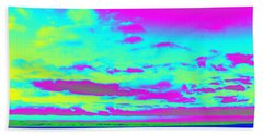 Sky #2 Beach Sheet