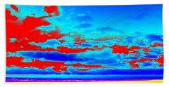 Sky #3 Beach Towel