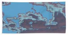 Sky #5 Beach Sheet