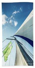 Sky Sailing  Beach Sheet