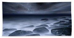 Sky Spirits Beach Sheet by Jorge Maia