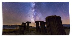 Sky Watchers Beach Towel