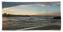 Skylight After Storm Beach Towel
