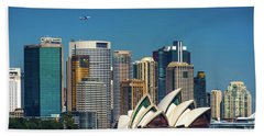 Skyline Oz Beach Towel