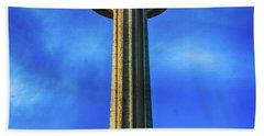 Skylon Tower Beach Towel