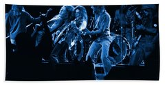 Blues In Spokane Beach Towel