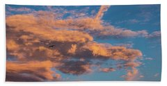 Skyward Beach Towel