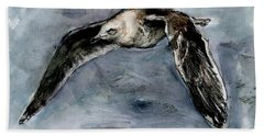 Slaty-backed Gull Beach Towel