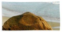 Sleeping Giant At Marthas Vineyard Beach Towel