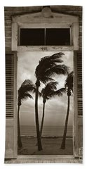 Beach Towel featuring the photograph Slip Away To Paradise by John Stephens