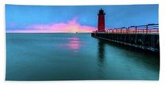 Sliver Of Sunrise Beach Sheet