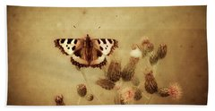 Small Tortoiseshell Beach Towel