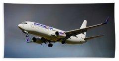 Smartwings Boeing 737-900er Beach Towel