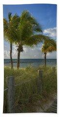 Smathers Beach - Key West Beach Towel