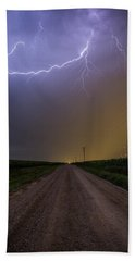 Beach Towel featuring the photograph Smiley  by Aaron J Groen