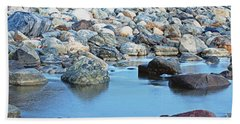 Smooth Rocks Beach Sheet