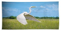 Smooth Sail Beach Towel